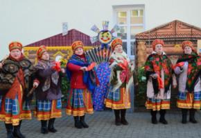 Главные масленичные гуляния в Калуге пройдут на Театральной площади