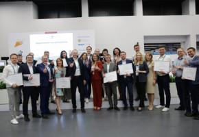 Калужская область получила награду за высокие результаты по освещению нацпроекта «Производительность труда»