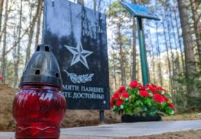 В Калужской области перезахоронят останки 98 красноармейцев