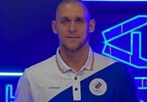 Михаил Вековищев стартует на Олимпийских играх