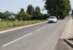 В Калужской области отремонтировали участок автодороги Мещовск — Молодежный