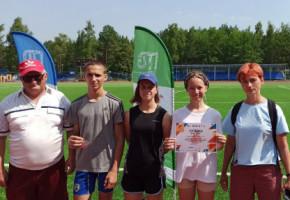 Мещовская школьница одержала победу в региональном фестивале ГТО