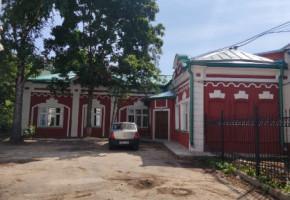 В Калуге отреставрировали флигель памятника архитектуры «Усадьба»