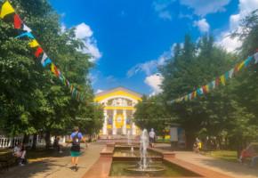 Драмтеатр станет арт-объектом, отражающим красоту Калуги