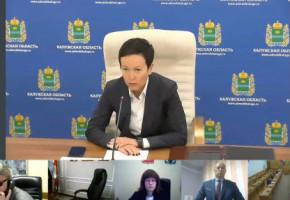 В Калужской области подвели промежуточные итоги реализации нацпроекта «Демография» в 2021 году