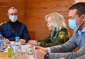 В Калужской области обсудили проект закона, связанный с хранением и обращением продуктов жизнедеятельности животных
