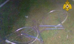 В Калужской области иномарка сбила велосипедиста