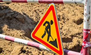 В Калуге перекроют улицу из-за прокладки газопровода