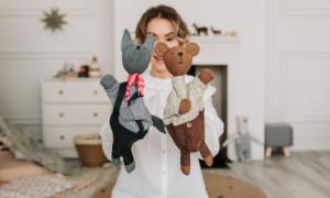 Маленьких калужан научат профессионально играть в куклы