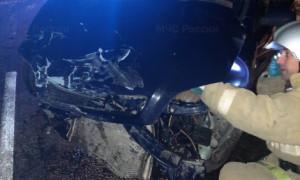 В Калужской области в аварию попали две иномарки