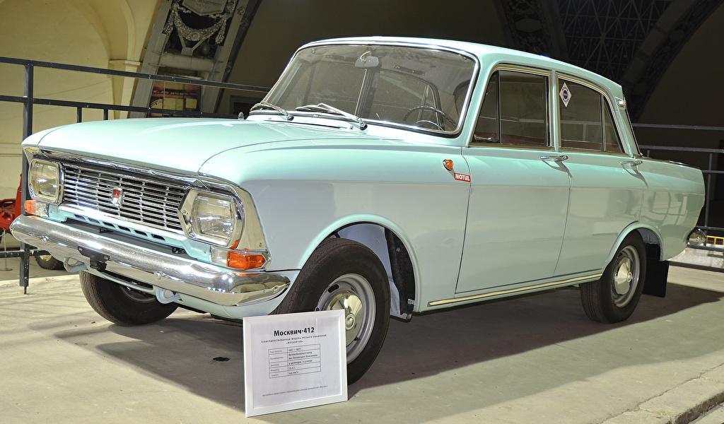 VW планирует возродить советскую марку— «Москвич» возвращается
